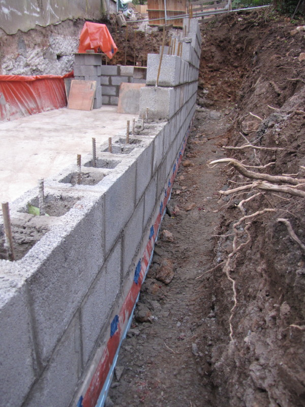 Concrete Block Retaining Wall Construction Quotes