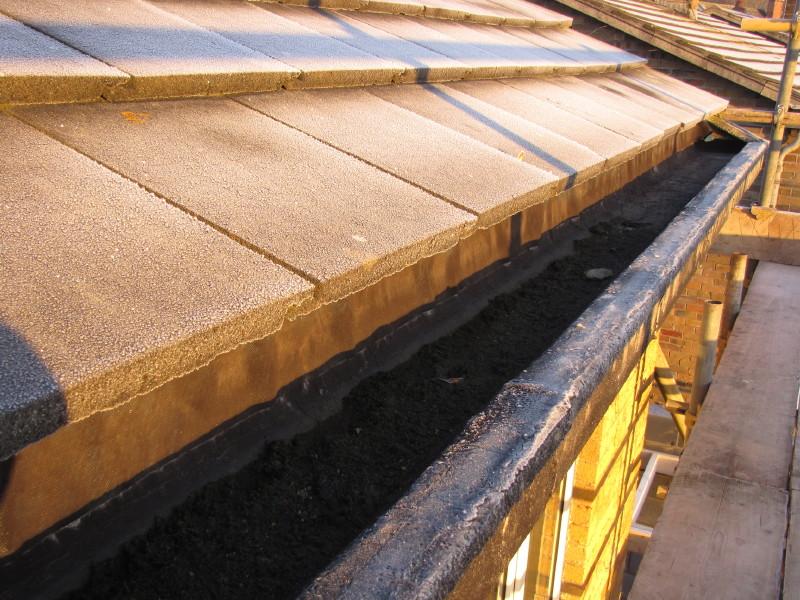 Concrete Gutters My Fourwalls