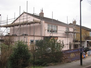 North Front EWI